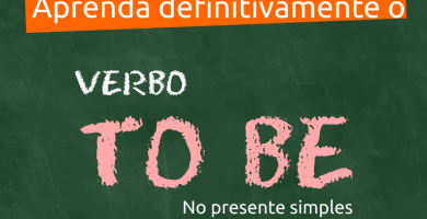 verbo tobe 390x200 - EXERCISE #003 - VERB TO BE