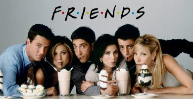 FRIENDS CAPA 1 390x200 - FRIENDS | EPISODE 1 SEASON 1