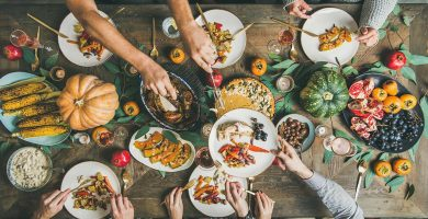 thank you 390x200 - TEXT IN ENGLISH - THANKSGIVING #077